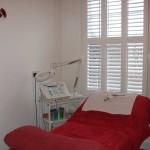 Apilus Electrolysis  hair removal treatment room