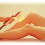 IPL Legs treatment